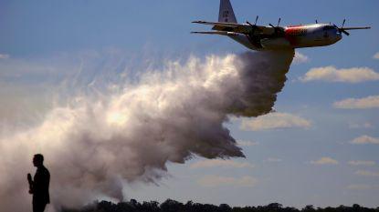 Drie doden bij crash blusvliegtuig in Australië