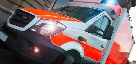 Vrachtwagenchauffeur (67) uit Dalfsen in levensgevaar na ernstig ongeluk in Duitsland