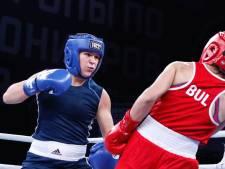 Chelsey Heijnen bokst zich naar brons op EK
