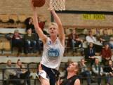 Dubbele verlenging helpt basketbalsters BC Vlissingen aan winst en koppositie