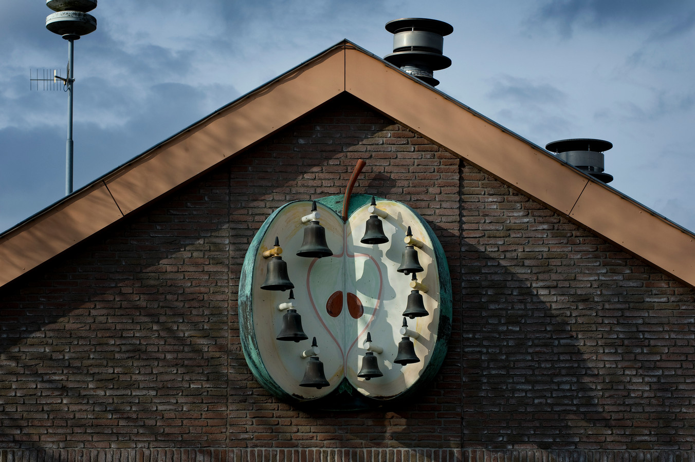 Dorpshuis 't Klokhuis in Maurik.