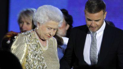 """Die keer dat zanger Gary Barlow het koninklijk protocol negeerde: """"Het was het juiste om te doen"""""""