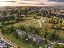 Elf stadsvilla's aan de voet van Hoogte 80 in Arnhem