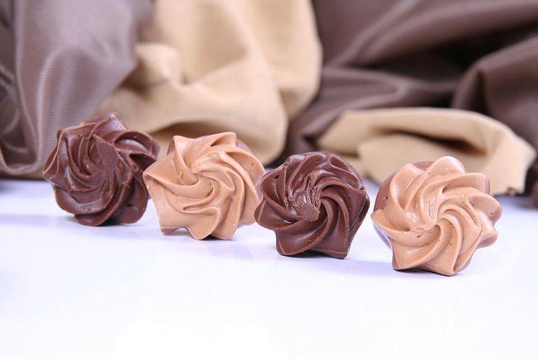 Hou het eenvoudig en kies keihard voor chocolade.