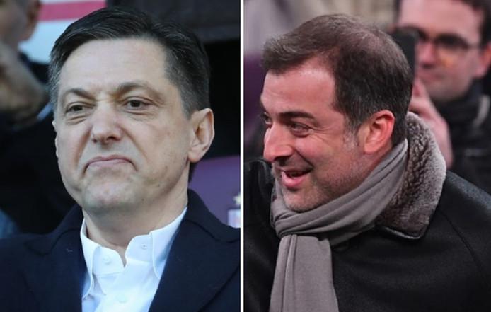 Dejan Veljkovic et Mogi Bayat, les deux agents au centre du footgate