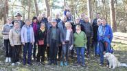 Gemeente bedankt vrijwilligers voor onderhoud van wandelpaden