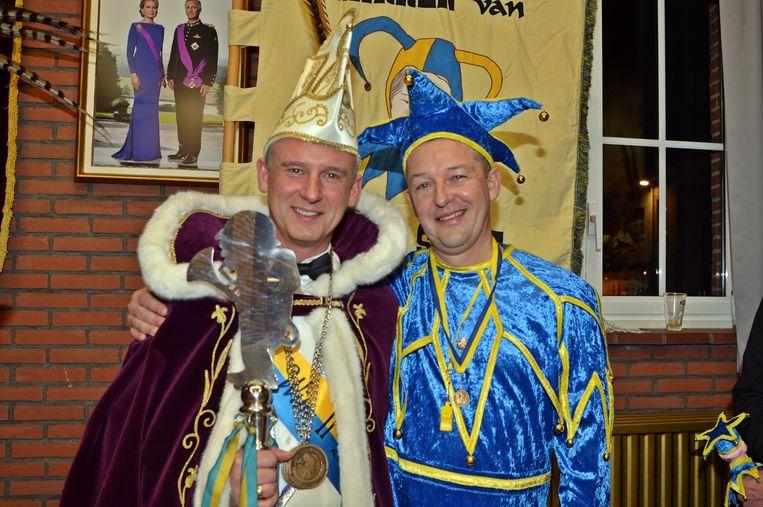 Prins Wim 2 hoopt na de tegenslag van de eerste zondag op goed weer tijdens de tweede optocht