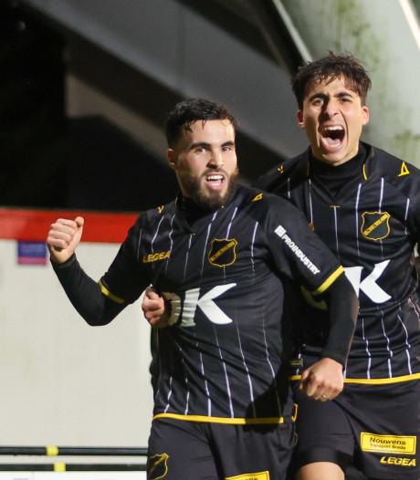 Van der Gaag en El Allouchi bezorgen NAC zege op Jong Ajax