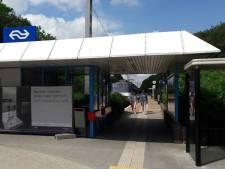 Openbaar toilet en langer perron op station Rhenen
