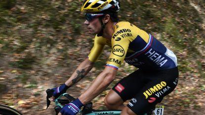 Roglic neemt de scepter over van ploegmaat Van Aert: Sloveen grijpt de macht op Col de Porte