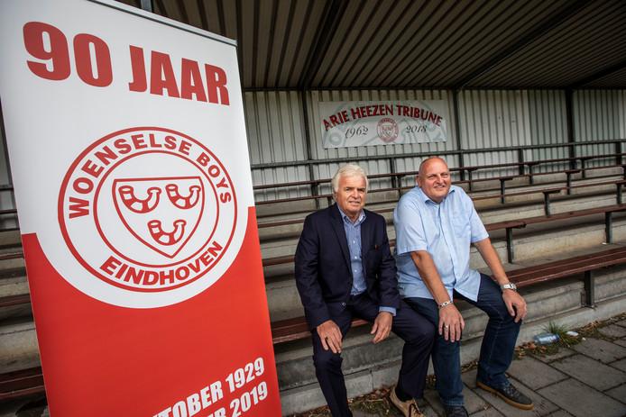 Gerard van Leerdam en Rob Verschuren.