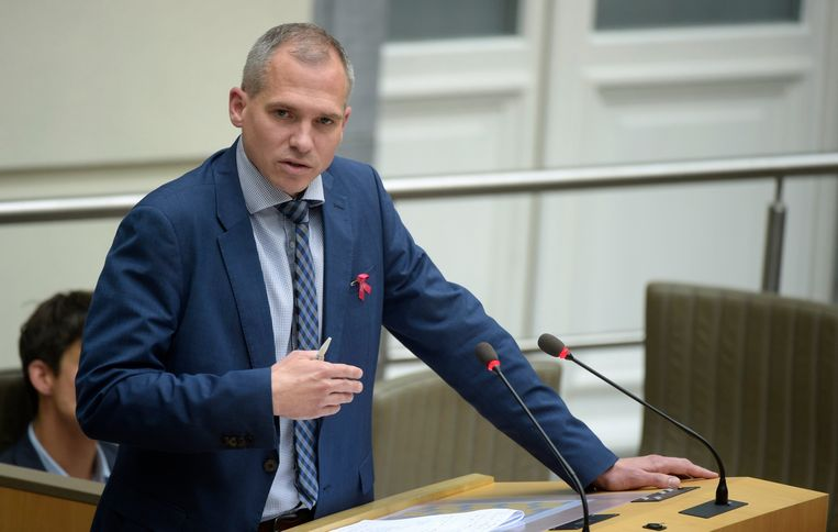 Vlaams minister Matthias Diependaele.