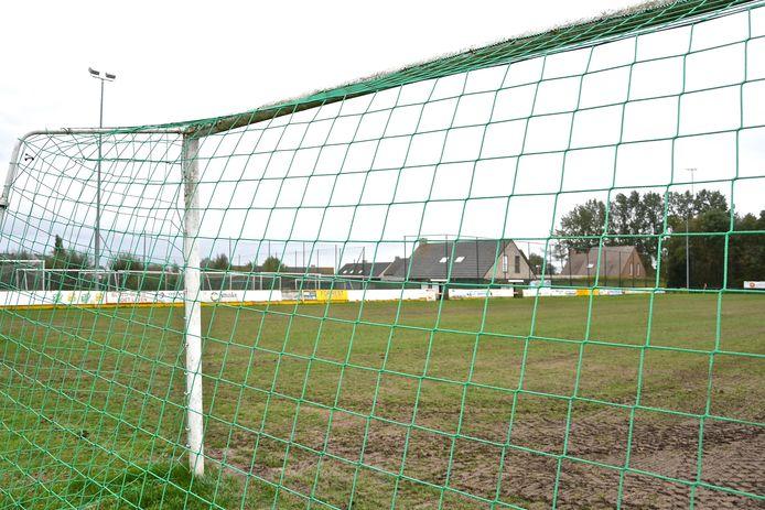 Het voetbalveld van Sparta Kruiseke is bouwgrond. Naast het terrein ontwikkelde De Leie al een verkaveling