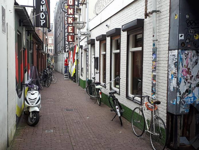 Coffeeshops in de Vlaamsegas.
