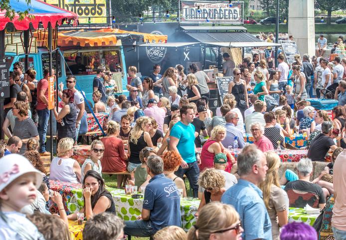 Net als in 2017 komt foodfestival Lepeltje Lepeltje ook dit jaar weer naar Zwolle.
