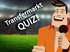 Quiz | Wie was deze winter de duurste speler?