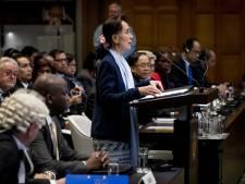 Nobelprijswinnaar én regeringsleider verweert zich tegen klacht Rohingya-genocide