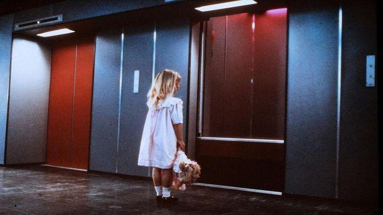 De lift - Dick Maas Beeld geen