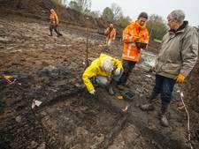 Scherven en botten van oudste Ambachters opgegraven