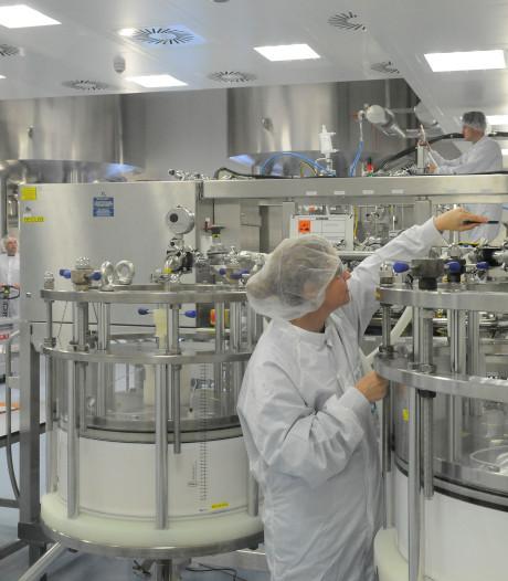 MSD verdubbelt de productie  in Oss in de strijd tegen kanker
