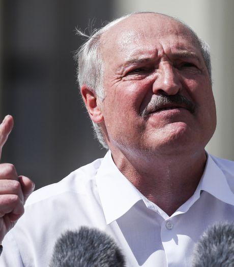 Loekasjenko beëdigd voor 6e termijn tijdens geheime ceremonie