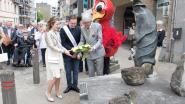 Standbeeld Reynaert de Vos wordt hersteld