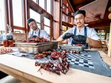 6000 rivierkreeften en 120 uur pellen: kreeftensoep maken is monnikenwerk