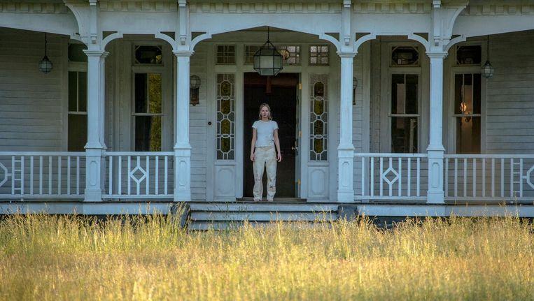 Jennifer Lawrence in Mother! Beeld