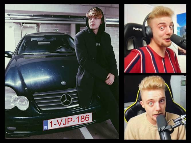 """Bekende YouTuber Kastiop (22) sinds vrijdag vermist: """"Het gebrek aan sociaal contact door corona weegt op hem"""""""