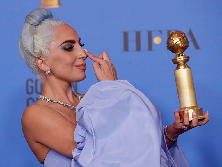 Lady Gaga Beeld REUTERS