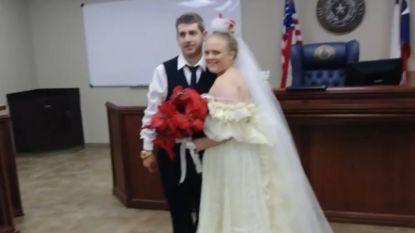 Pasgetrouwd koppel verongelukt twee minuten na bruiloft