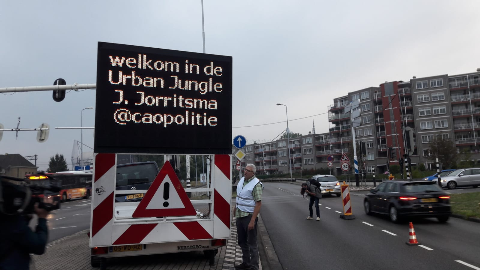 Politieactie Eindhoven tijdens PSV-Bate Borisov.