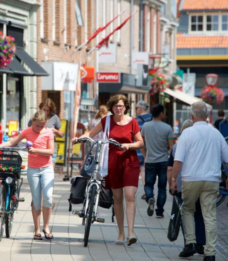 Nijkerkse winkeliers voelen niets voor vaste bijdrage voor aantrekkelijker centrum