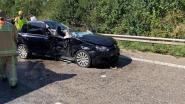Drie gewonden bij zwaar ongeval op E314 in Maasmechelen, rijstroken vrijgemaakt