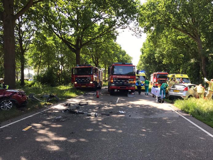 Omdat niet duidelijk ia wat er precies gebeurde bij een ongeluk vorig jaar juni buiten Deurne, krijgt de veroorzaker een milde straf