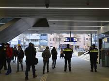Merel (18) helpt zwaargewond peutertje dat in glas viel op station Tilburg: 'Iedereen schrok zich rot'