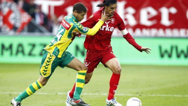 Fc Twente Moeizaam Langs Ado Den Haag De Volkskrant