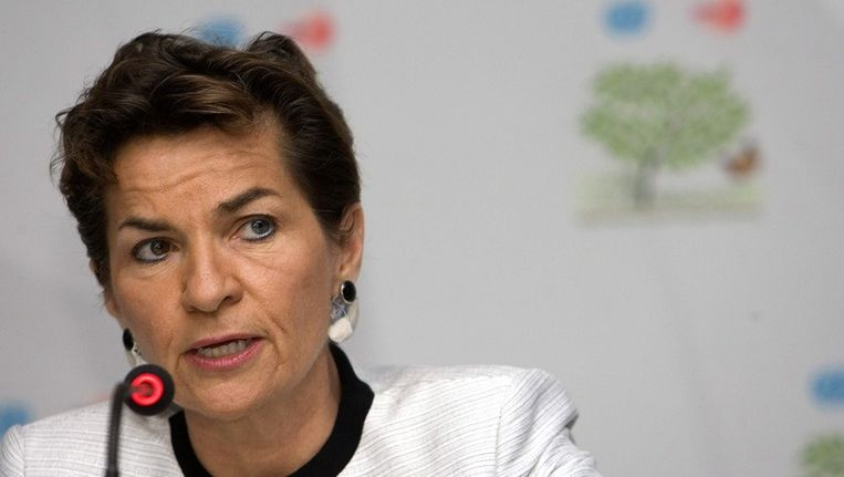 Christiana Figueres. © ANP Beeld