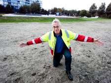 Veld Griftpark is toe aan winterslaap: 'Momenteel alleen geschikt voor varkens'