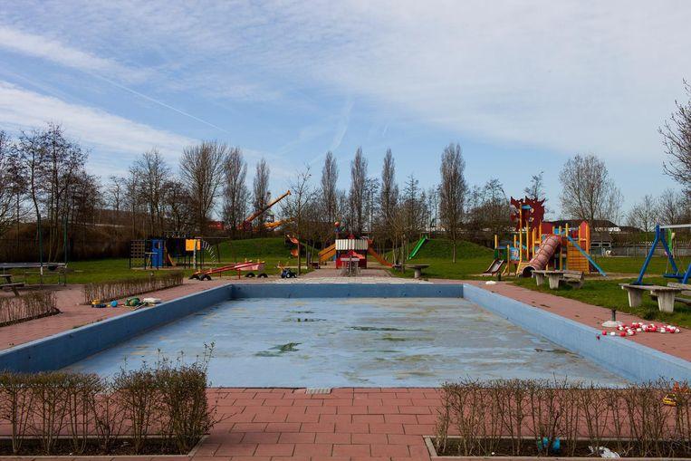 De PVV-speeltuin Beeld Renate Beense