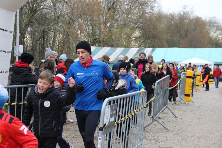Run for juf Ilse Wortegem-Petegem.
