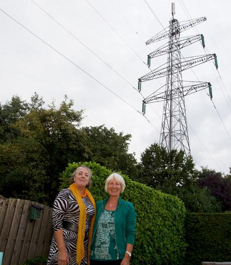 Warnsvelders met hoofd bij wegwerken hoogspanningskabels, Zutphen zoekt nog geld