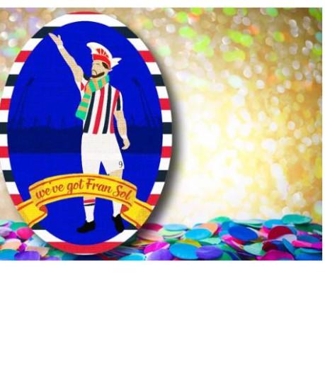 Hoezo populair? Carnavalsembleem Fran Sol in mum van tijd uitverkocht