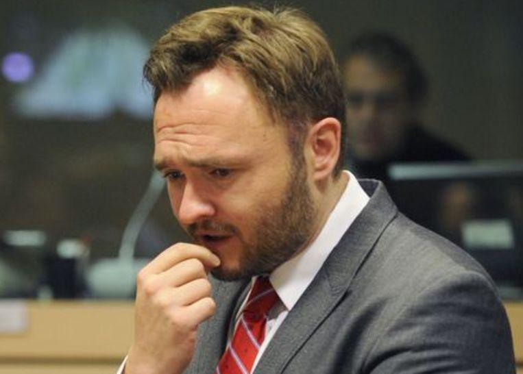 Landbouwminister Dan Jorgensen Beeld afp