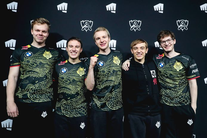 G2 Esports is nog het enige Europese team dat kans maakt op de wereldtitel League of Legends dit jaar.