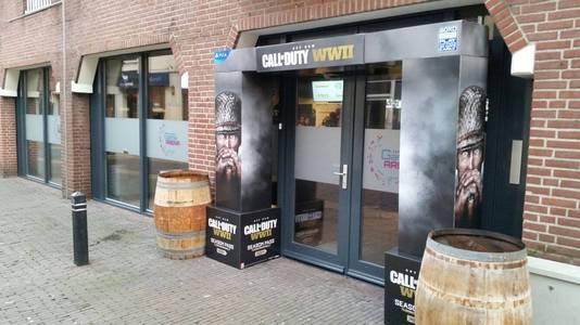De Esports Game Arena in Alphen aan den Rijn.