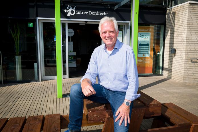 Meer dan 30 jaar was Erik Zindel directeur van de VVV.