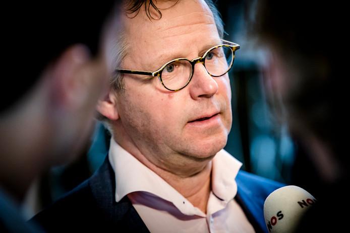 Wil Meulenbroeks, voorzitter LTO Melkveehouderij.