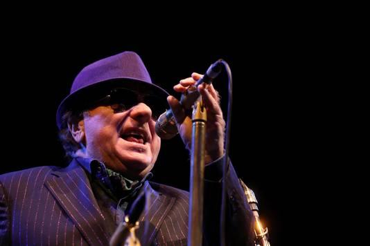 De Ierse zanger Van Morrison.