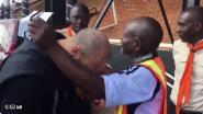 Vanden Borre krijgt meteen 'pak slaag' bij aankomst in stadion Mazembe